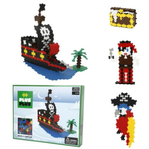Bateau Pirate_Plus Plus_Liste de Noël_Construction_Expressionsdenfants