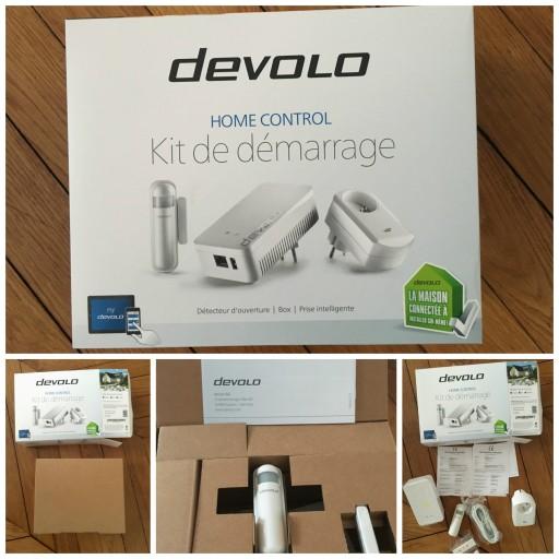 Home Control Devolo - Deballage #1 - Expressions d'Enfants