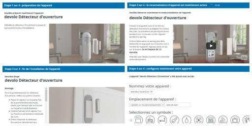 Home Control Devolo - Enregistrement détecteur mouvement - Expressions d'Enfants