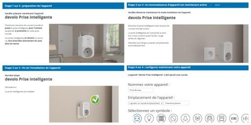 Home Control Devolo - Enregistrement prise intelligente - Expressions d'Enfants