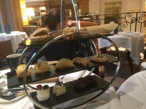 Afternoon Tea_Mariott Champs Elysée_Formule Orientale_Expressionsdenfants