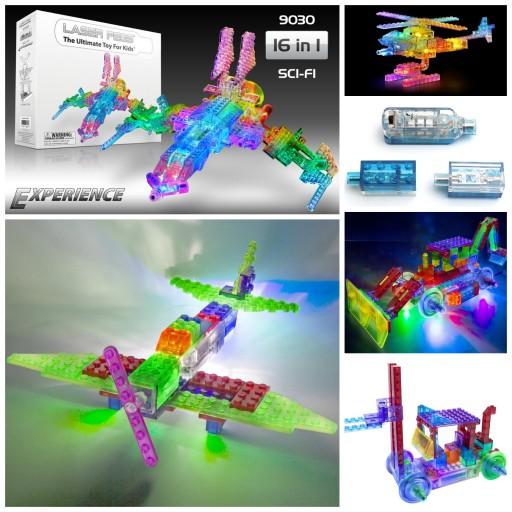 Laser Pegs_Liste de Noël_ Construction _Expressionsdenfants
