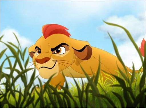 La Garde du Roi Lion_Kion_Expressionsdenfants