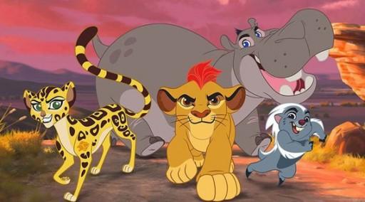 La Garde du Roi Lion_Expressionsdenfants