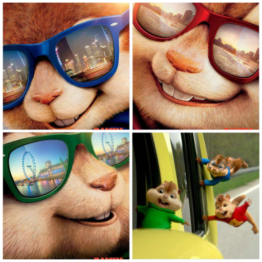 Alvin et les Chipmunks_Road Trip _Expressionsdenfants