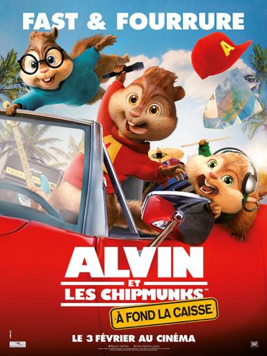 Alvin et les chipmunks_Affiche_Expressionsdenfants