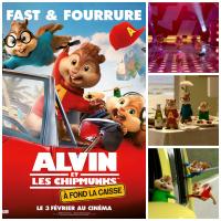 Alvin et les Chipmunks : A fond la caisse