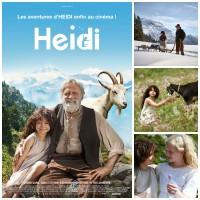 Heidi, ses aventures enfin au cinéma