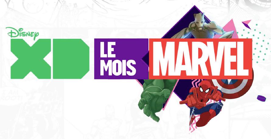 La Grande Récré_Le mois Marvel_Disney_ Expressionsdenfants