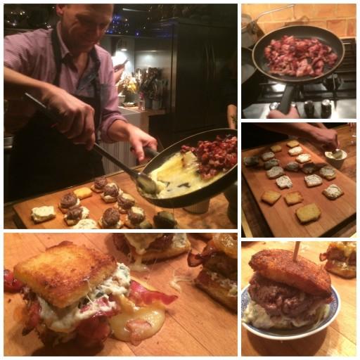 La  cuisine Pop'ulaire_Fred ChesneauHamburger Maison_Lesieur_Expressionsdenfants