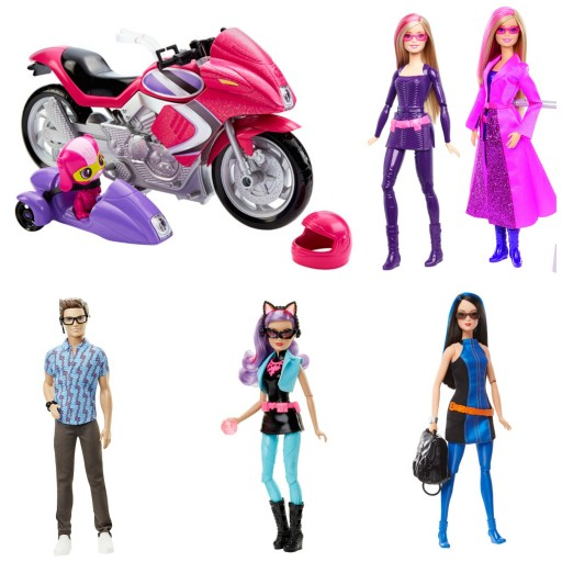 Barbie Agent Secret_Jouets_Expressionsdenfants