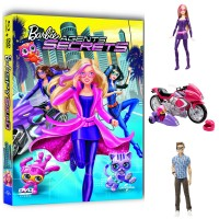 Barbie devient Agent Secret