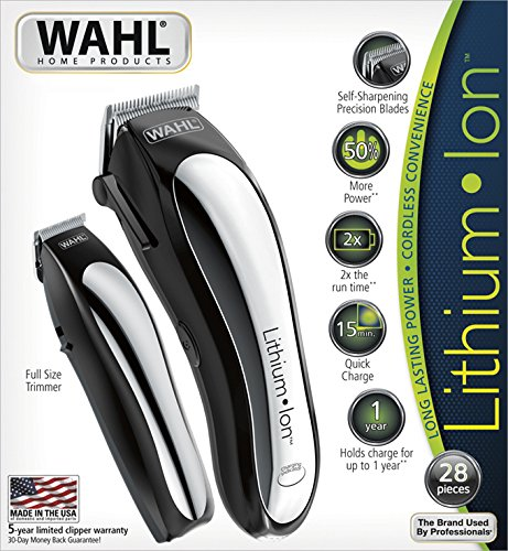 Tondeuse Lithium-ion_Wahl_Expressionsdenfants