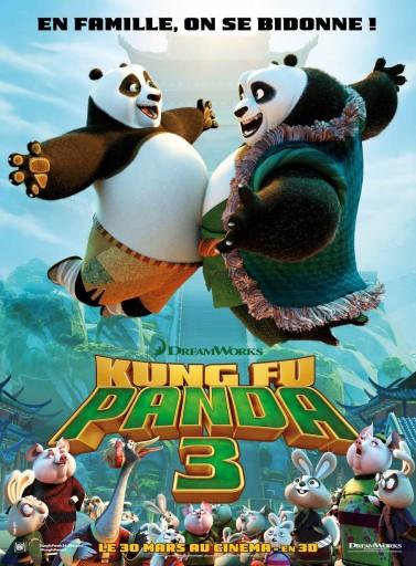 Kung Fu Panda_Affiche_Expressionsdenfants