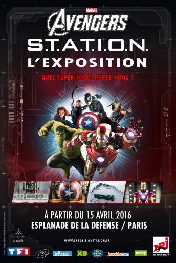 Affiche_Avengers_Exposition_Printemps_Expressionsdenfants