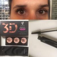 Mascara 3D Fiber Younique [+CONCOURS]