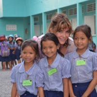 Toutes à l'école, pour aider le Cambodge