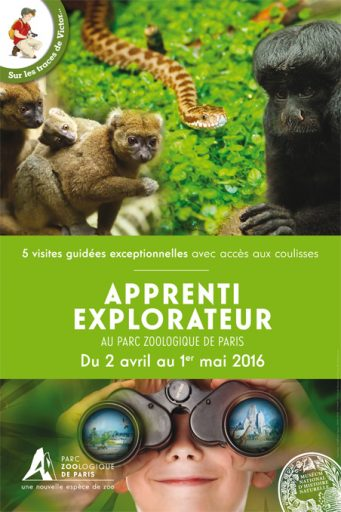 Apprenti Explorateur_Parc zoologique de Paris_Vacances de Printemps_Expressionsdenfants