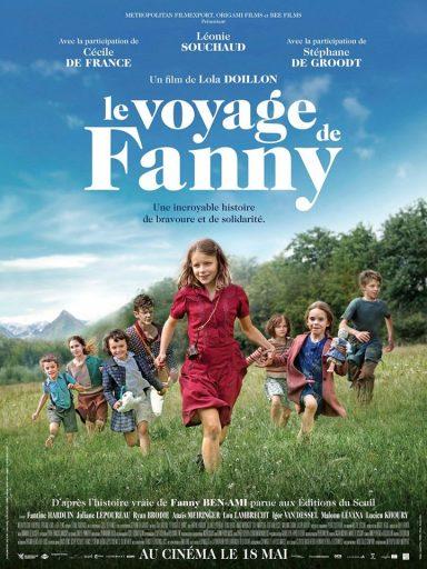 Affiche_Le Voyage de Fanny_Expressionsdenfants