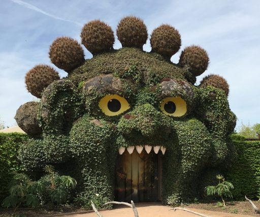 Ogre Végétal_Terra Botanica_Expressionsdenfants
