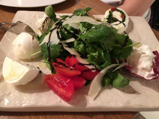Non Solo Pizze_Salade et fromages_Expressionsdenfants