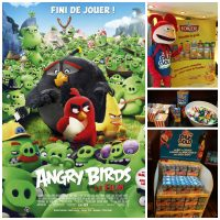 Angry Birds Le Film x Joker Fruigolo
