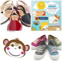 Pisamonas, les chaussures de l'été