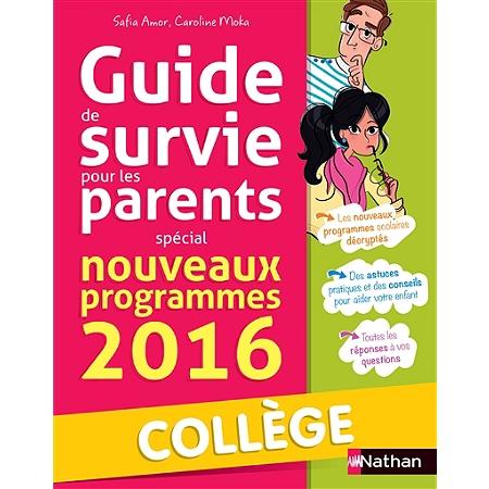 Guide de survie pour les parents Collège-Nathan_rentrée au collège_Expressionsdenfants