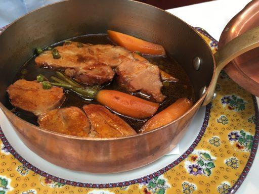 Le Sud_Brasserie Provençale_coquotte épaule agneau_Expressionsdenfants