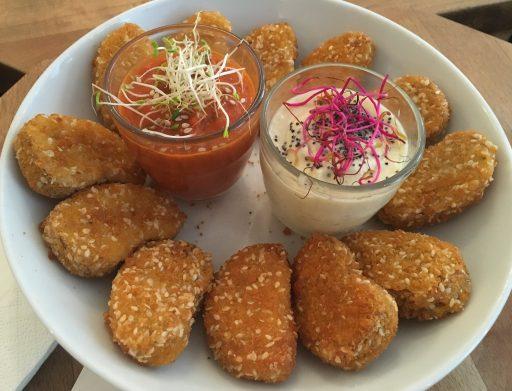 Le Bon Végétal_nuggets de soja et blé_Expressionsdenfants