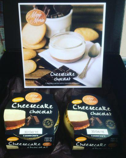 Cheesecake chocolat_Marie Morin_Nouveauté_Goûter_Expressionsdenfants