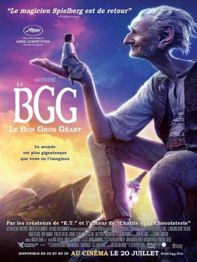 LE BGG_Le Bon Gros Géant_Affiche_Expressionsdenfants