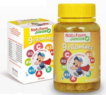 9-vitamines-nat-form-junior_Rentrée_ Parapharmacie _Expressionsdenfants