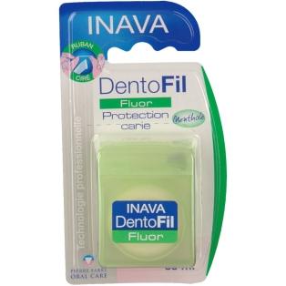 Inava Dentofil fil dentaire ciré au fluor_ Pré Ado _Expressionsdenfants