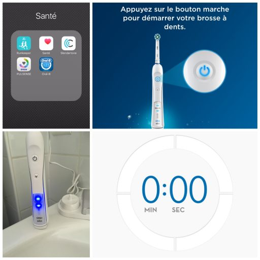 Oral-B - Expressions d'Enfants - Application