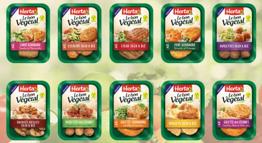 Herta_ Le Bon Végétal _ La Gamme