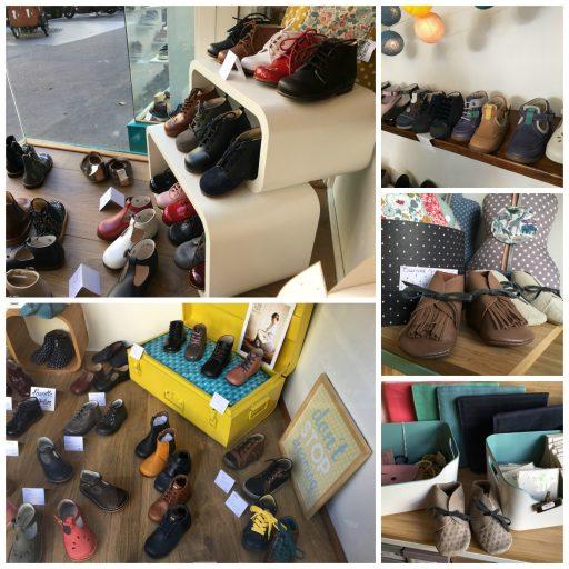 Au Lutin Botté _ Chaussures bébé_ Expressionsdenfants