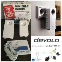 dLAN® Wi-Fi haut débit à la maison