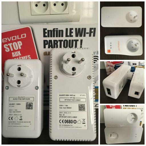dLAN® Wi-Fi 1200 - extender - Expressions Enfants - comparaison