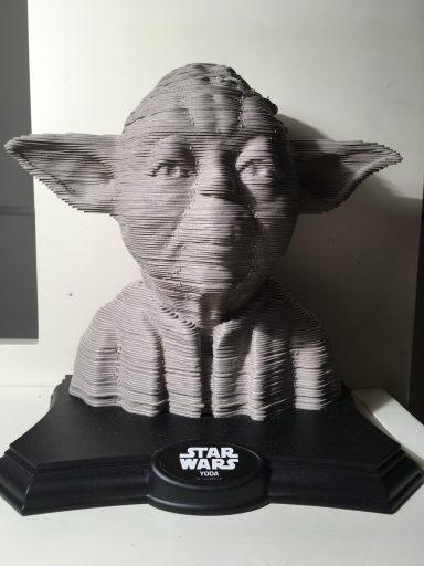 puzzle 3D _Educa_Maitre Yoda_face_expressionsdenfants