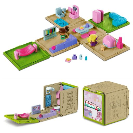 My Mini MixieQ's _Playset Appartement_Expressionsdenfants