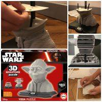 Puzzle 3D Maître Yoda Educa [+CONCOURS]