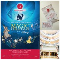 Magic Christmas Beaugrenelle X Disney [+Concours]