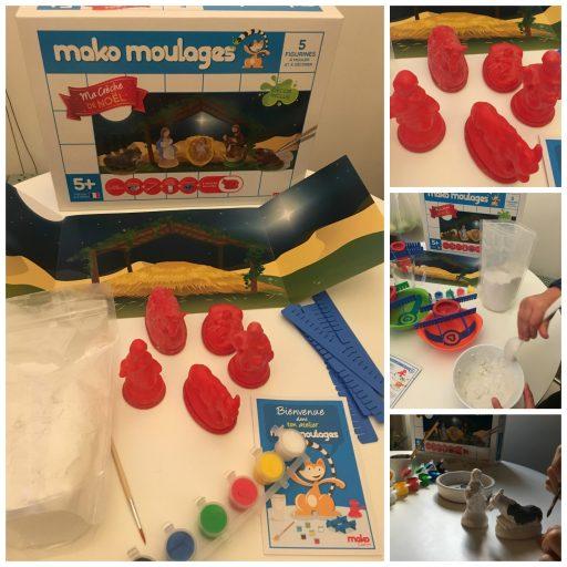 Cadeau Créatif _crèche Mako Moulage_Expressionsdenfants