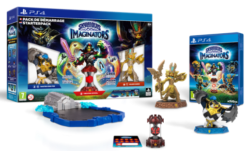 Skylanders Imaginators_Pack de demarrage_Expressionsdenfants