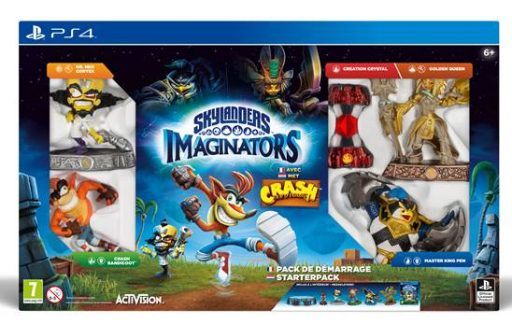 Skylanders Imaginators_Pack de demarrage_Crash_Expressionsdenfantsimage007