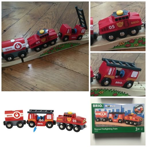 Brio_Train des Pompiers_Expressionsdenfants