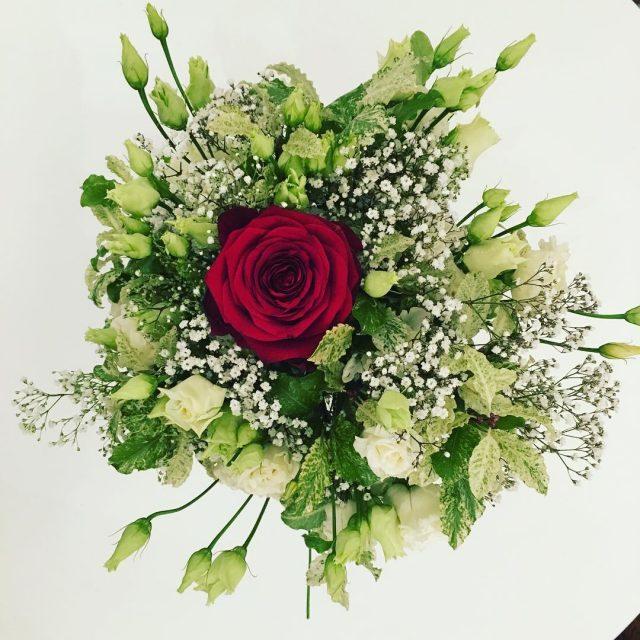 Merci interflorafrance pour ce magnifique bouquet ternelle ralis pour lahellip