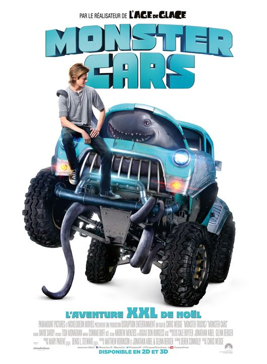Monster Cars _Affiche_Expressionsdenfants