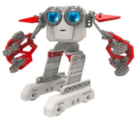 Robot Micronoid_Meccano_ Construction _Expressionsdenfants